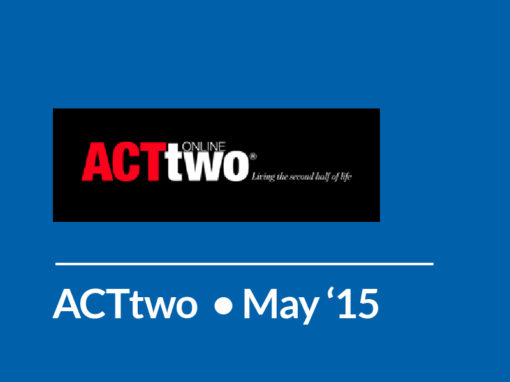 ACTtwo • May 2015