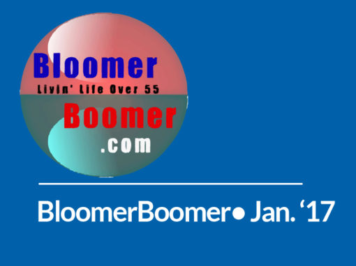 "BLOOMER BOOMER PODCAST ""Don't Tell Me I Can't Do It!"""