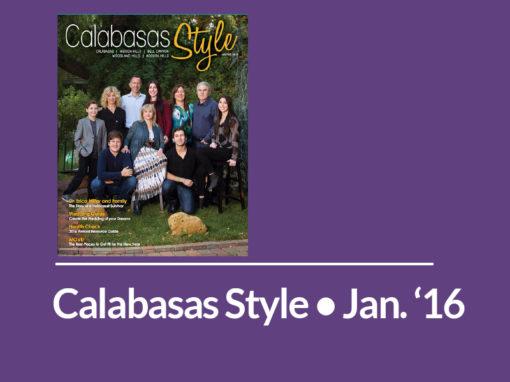 Calabasas Style • January 2016