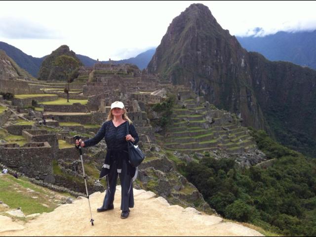 #MachuPicchu #Peru Andes Mountains