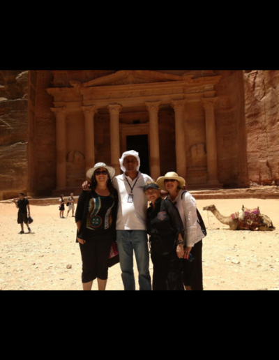 Visiting Petra in Jordan 2016