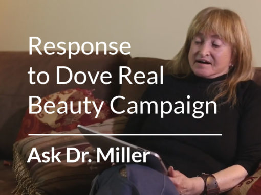 Ask Dr. Miller – Response to Dove Real Beauty Campaign