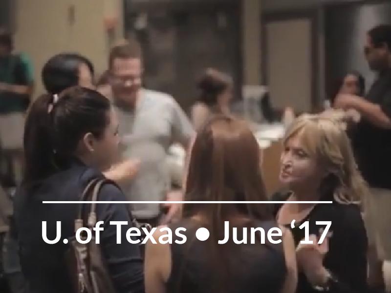 University of Texas Speech