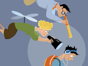 The Impact of Helicopter Parents