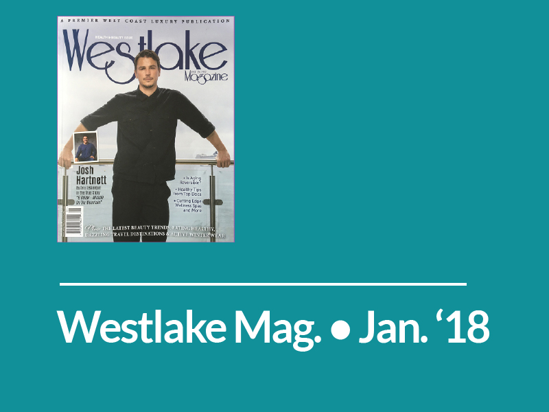 Westlake Magazine • Jan.-Feb. 2018