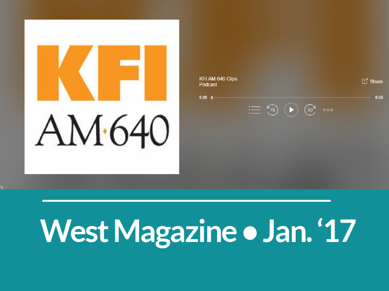 "INTERVIEW WITH KFI AM – 04-22-18 ""Chronologically Gifted"""