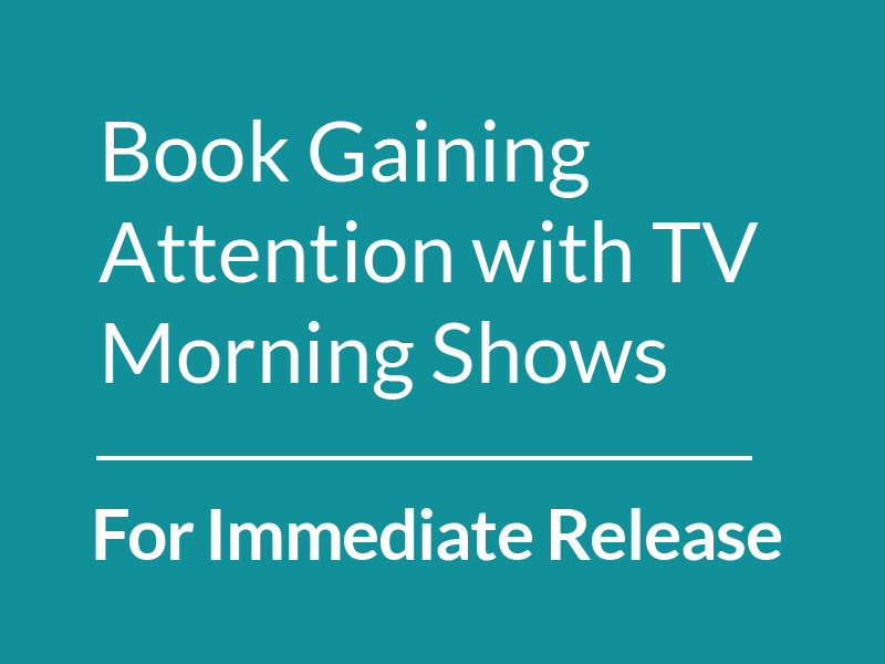 """For Immediate Release: """"Chronologically Gifted: Aging With Gusto"""" by Dr. Erica Miller Is Gaining Attention with TV Morning News Shows"""