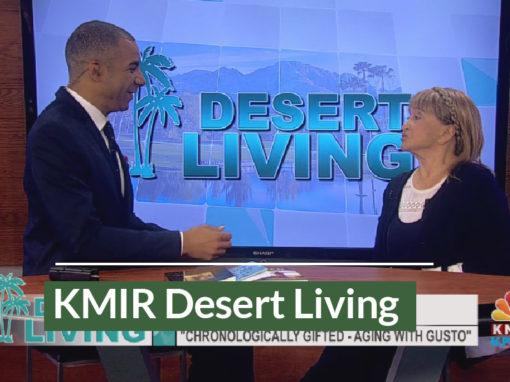 KMIR TV Palm Desert Interview with Dr. Erica Miller – 8-13-18