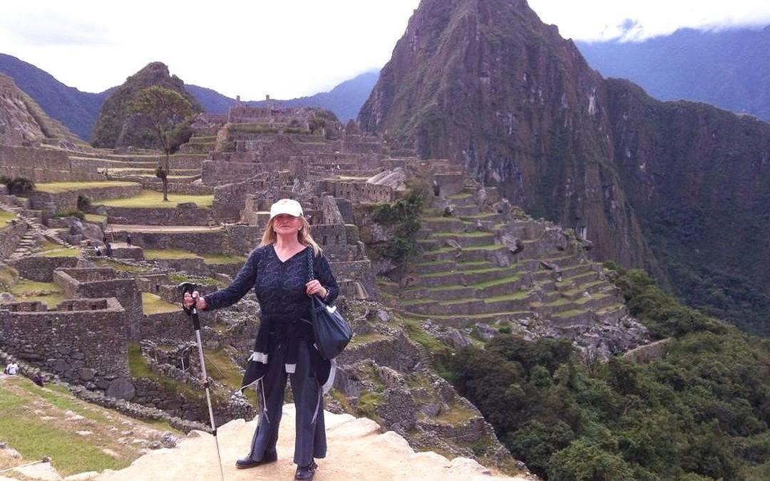 Finding joy. Four questions to ask (Machu Pichu)