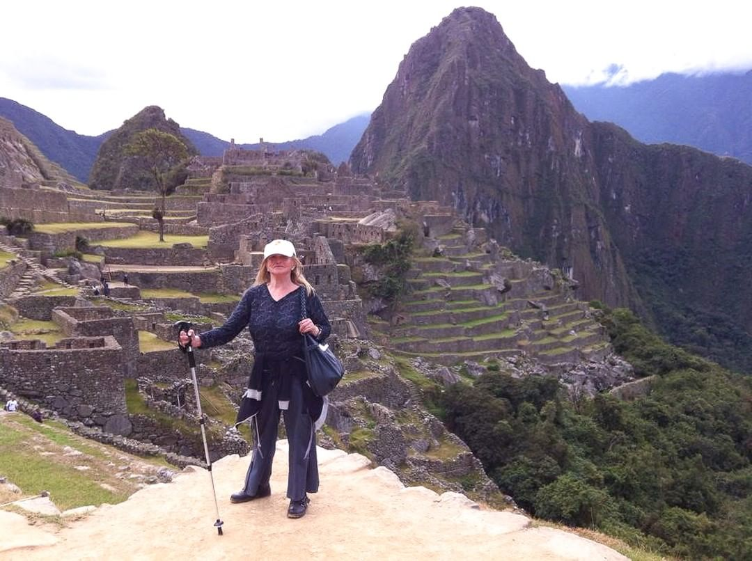 Finding joy. Four questions to ask (Machu Pichu)