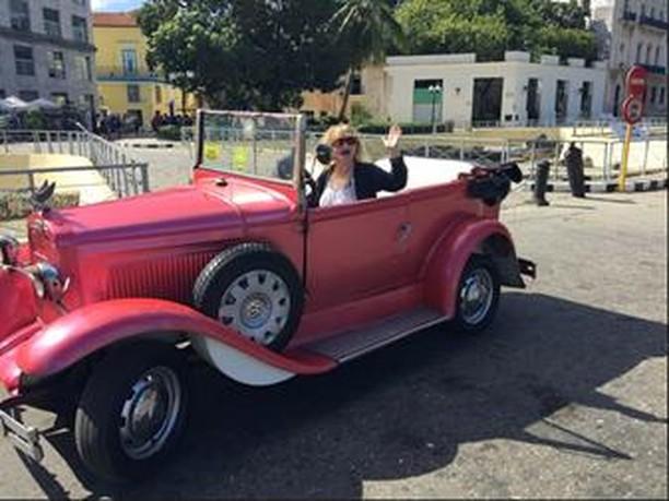 Vacationing in Cuba