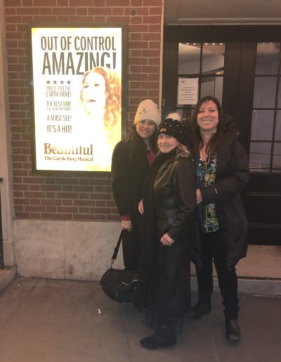 Girls Night Out - Seeing Beautiful: The Carole King Musical