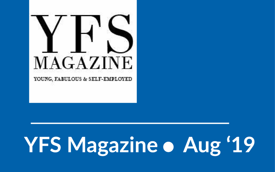 YFS Magazine • August 2019 • The Elephant in the Room: How to Confront Difficult Business Scenarios