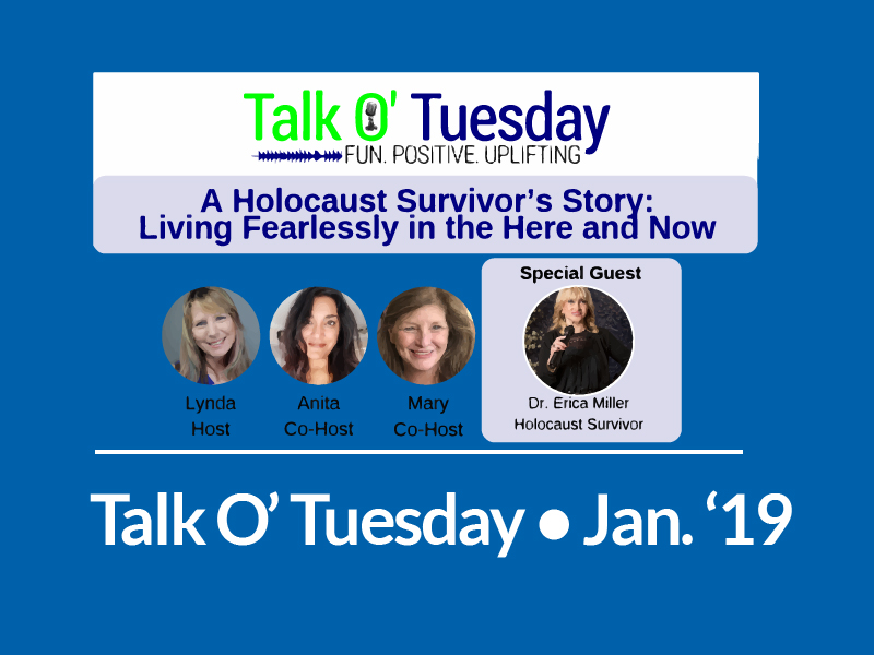 Living Live TV • Talk O' Tuesday Jan. 22, 2019
