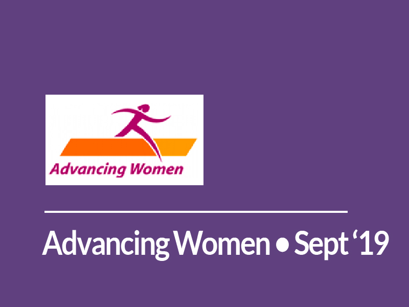 Advancing Women • September 2019 • Developing Negotiation Skills