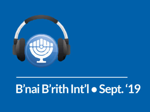 B'nai B'rith International – Dr. Erica Miller on How to Live to Age 123