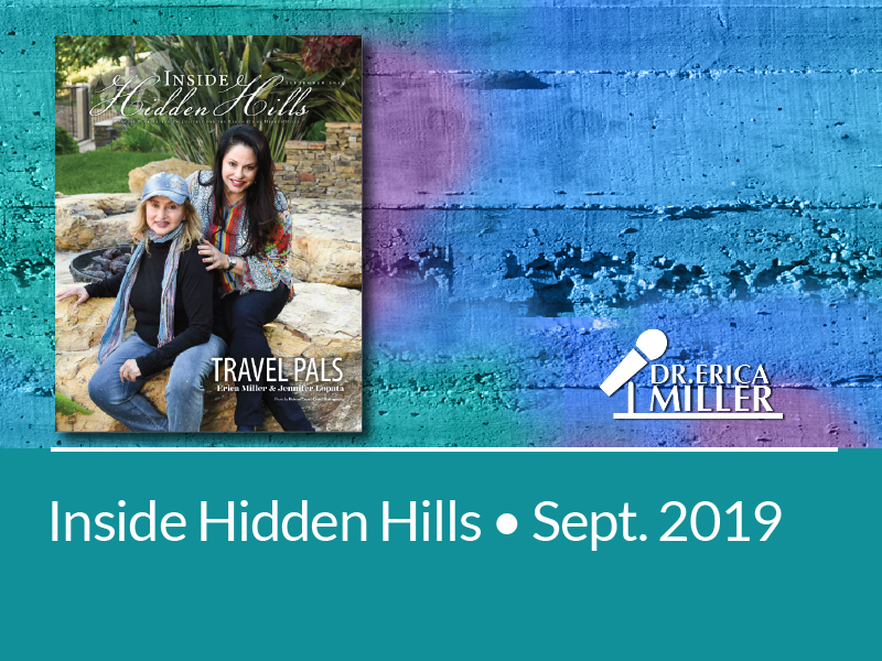 Inside Hidden Hills • September 2019 • Travel Pals