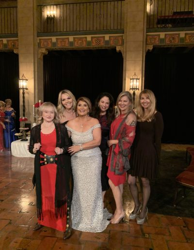 Persian wedding at Roosevelt Hotel Sept. 28, 2019. 'Rocking' with the M&M Girls!