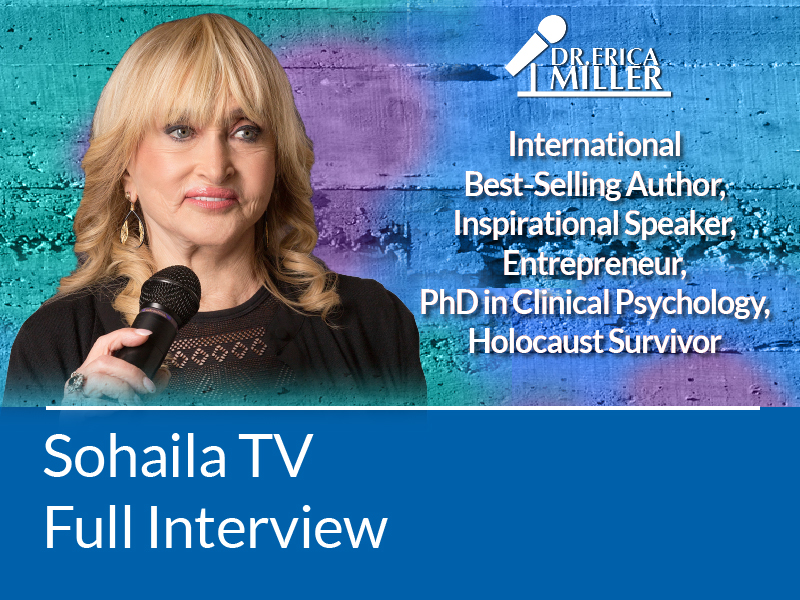Dr. Miller full interview with Sohaila TV