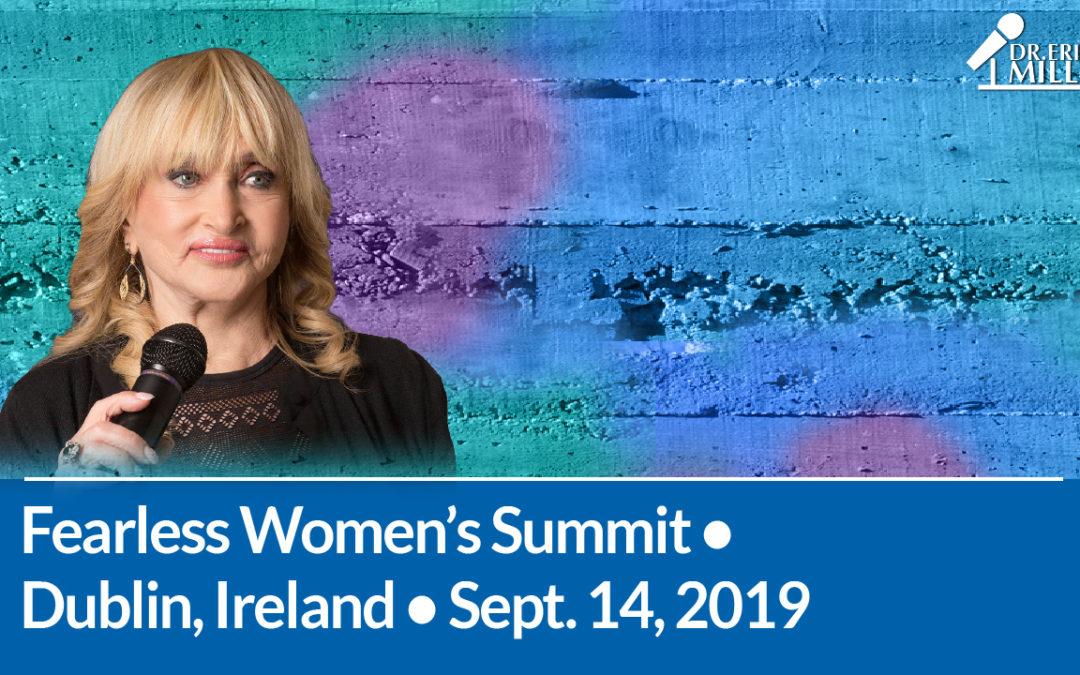 One Woman Fearless! Summit – Dublin, Ireland – Sept '19