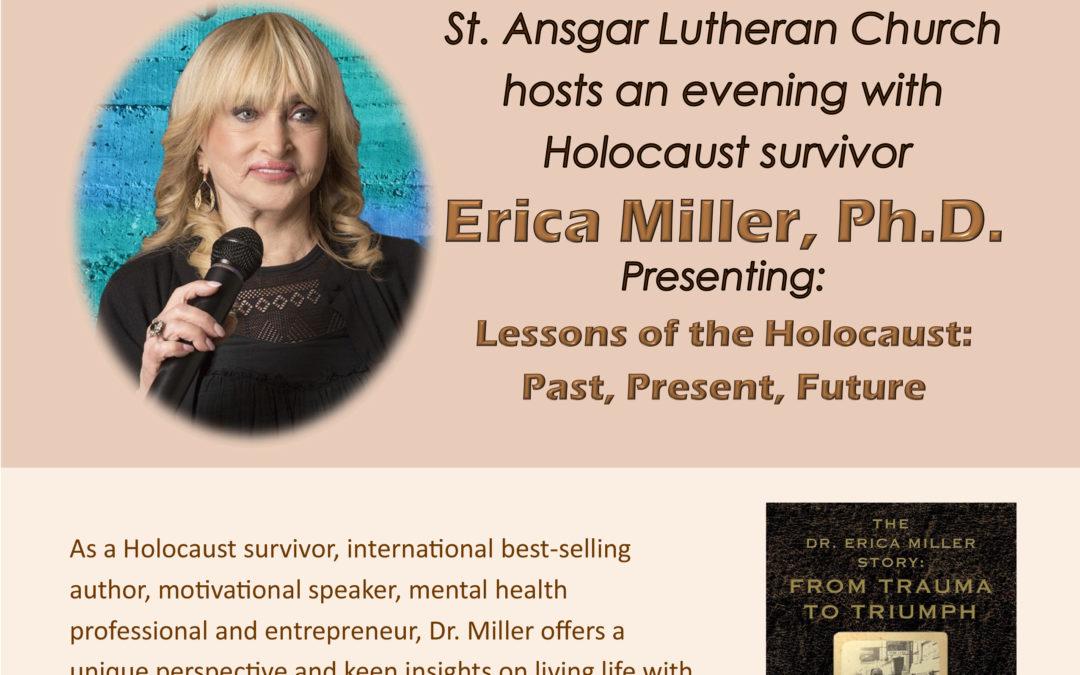 Lessons of the Holocaust