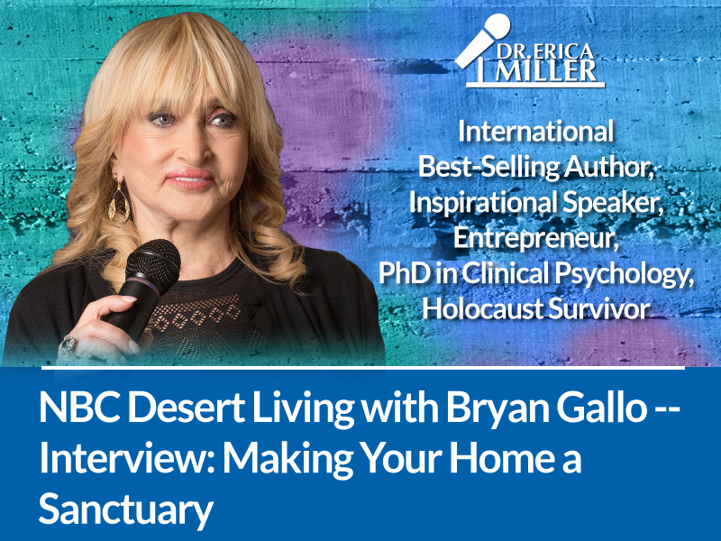 KMIR NBC Interview with Bryan Gallo: Making Home a Sanctuary