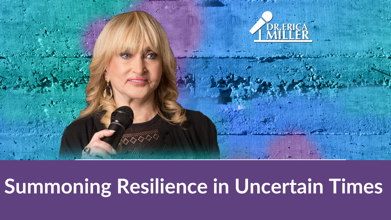 Summoning Resilience in Uncertain Times Podcast with CEO Dan Mariaschin at B'nai B'rith Int'l
