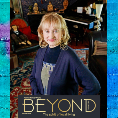 Beyond the Acorn • Nov/Dec 2020 • The Inimitable Dr. Erica Miller""