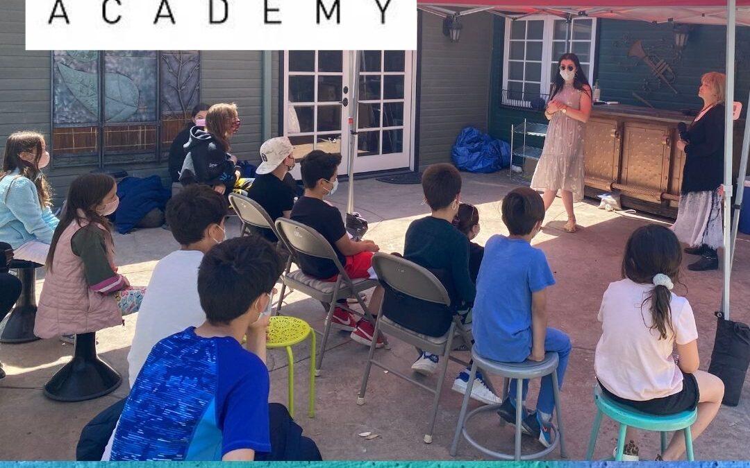 Honorary Speaker at Stars Academy School